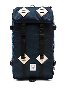 TOPO DESIGNS 22L Klettersack in Navy
