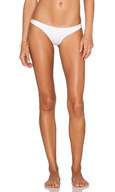 Tori Praver Swimwear Shanti Bikini Bottom in Marrakesh Seashell