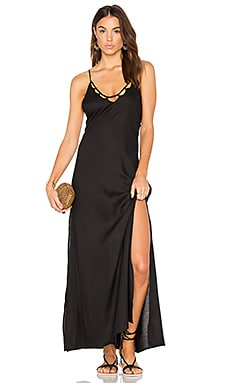 Kora Maxi Dress in Black