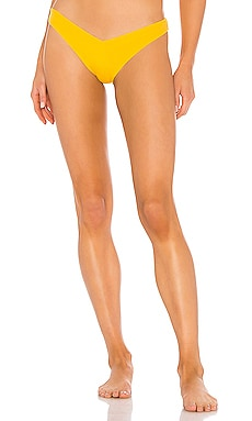 Spencer Cheeky High Leg Bikini Bottom Tori Praver Swimwear $79