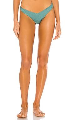 Spencer High Leg Cheeky Bikini Bottom Tori Praver Swimwear $79