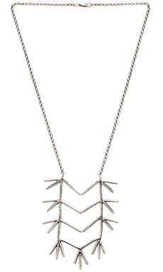 Epiphany Necklace in Silver Ox