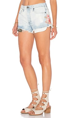 Karoo Embroidered Short
