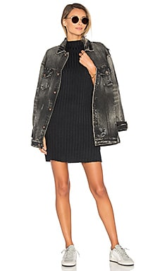 Chitra Oversized Trucker Jacket