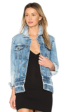 Shelby Oversized Trucker Jacket
