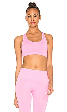 X REVOLVE Cross Back Sports Bra Morgan Stewart Sport $37