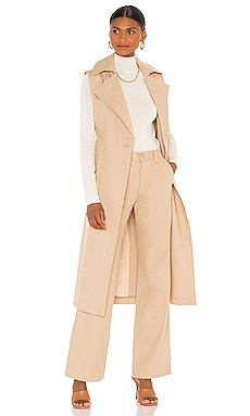 Chelsea Sleeveless Trench TRAVE $276