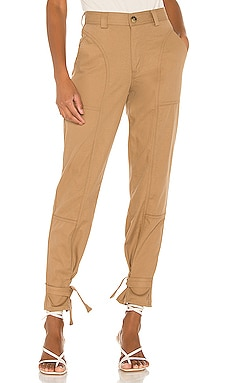 Darcy Cinched Ankle Trouser TRAVE $328 NEW ARRIVAL