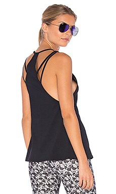 Track & Bliss Saint Moritz Tank in Black