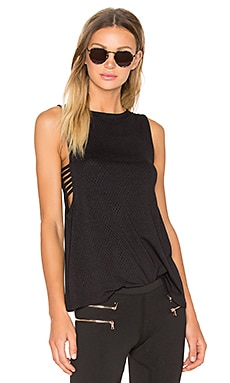 Track & Bliss Wanderer Tank in Black
