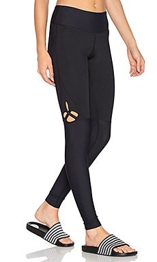 Star Cut Out Legging