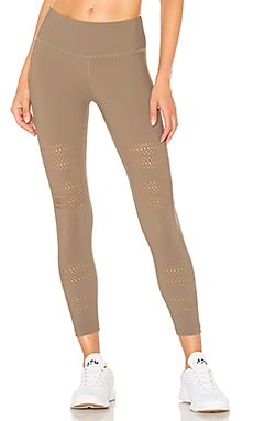 Go With The Flow Leggings Track & Bliss $52
