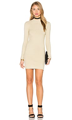 TROIS x REVOLVE Campbell Dress in Beige