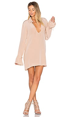 Shalom Dress in Blush