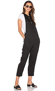 TROIS Murphy Jumpsuit in Black
