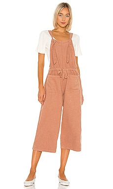 Kasmir Overall Birds of Paradis by Trovata $49