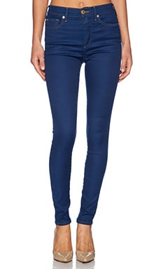 True Religion Halle High Rise Super Skinny in Regal Ave