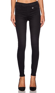 True Religion Runway Legging in Fixed to Thrill