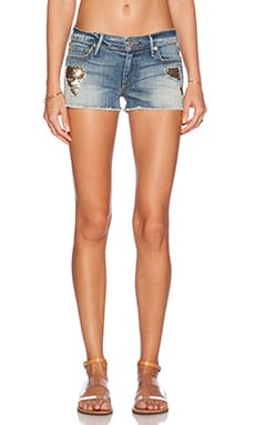 True Religion Joey Cut Off Short in Crystal Cove Beach
