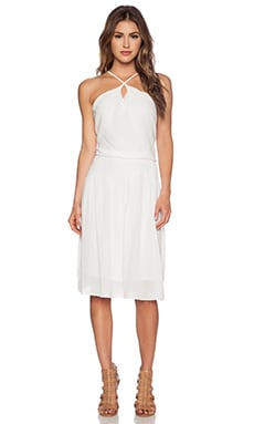 TRYB212 Huma Dress in White