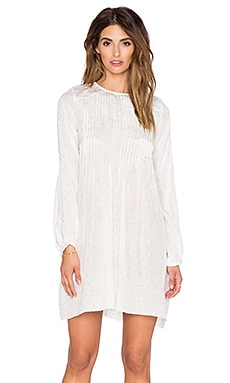 TRYB212 Theo Dress in Ice White