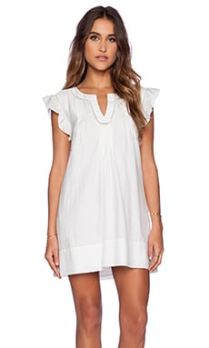 TRYB212 Samira Dress in White