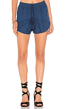 TRYB212 Stella Short in Cadet Blue