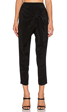 TRYB212 Crosby Pant in Black