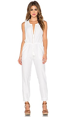 TRYB212 Kelly Jumpsuit in White