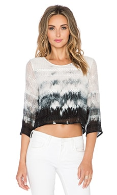 TRYB212 Brielle Top in Marbled Ombre