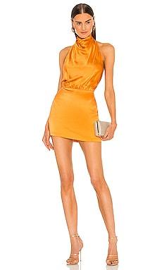X REVOLVE Cowl Halter Mini Dress The Sei $644 BEST SELLER