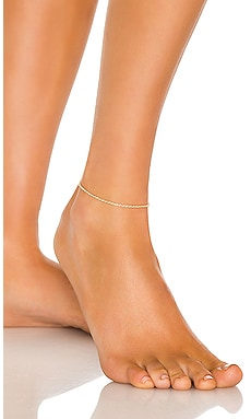 Rope Anklet The M Jewelers NY $80
