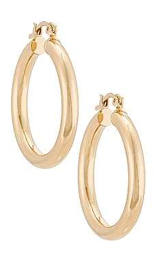 The Large Ravello Hoops The M Jewelers NY $80