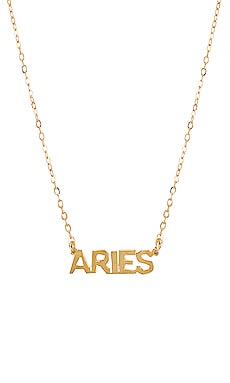 ca5d41f8375 Little Zodiac Aries Necklace The M Jewelers NY $85 ...