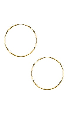 The Chrystie Essential Hoops The M Jewelers NY $70