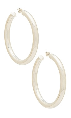 The Thick Hoop Earrings The M Jewelers NY $70 BEST SELLER