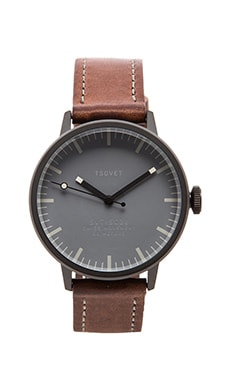 Tsovet SVT-SC38 in Black & Dark Brown