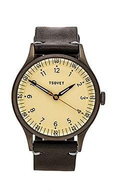 Tsovet JPT-PW36 in Black & Beige