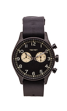 Tsovet SVT-DE40 in Black & Black
