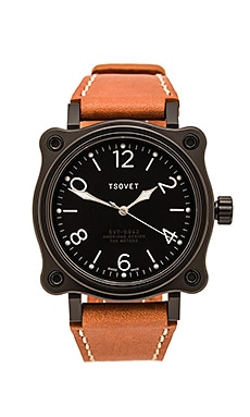 Tsovet SVT-GG42 in Black & Black