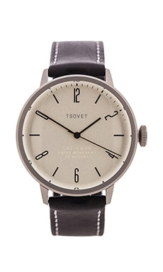 Tsovet SVT-CN38 in Stainless & Black