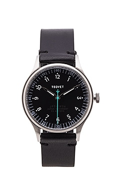 Tsovet JPT-PW36 in Stainless & Black & Black