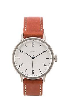 Tsovet SVT-CN38 in Brown/White