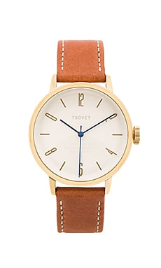 Tsovet SVT-CN38 in Gold Blue & White Tan