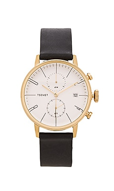 Tsovet JPT-CC38 in Gold & White & Black