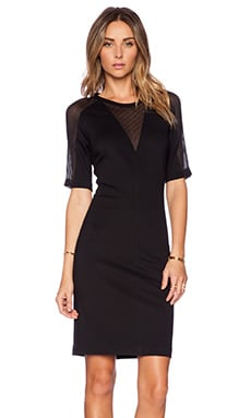 Trina Turk Amabella Dress in Black