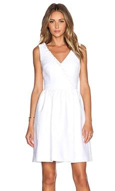 Trina Turk Alessia Dress in White