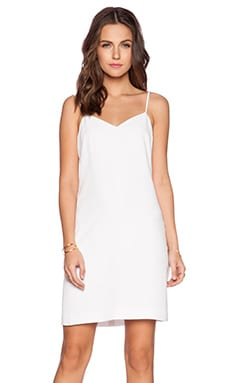 Trina Turk Ferris Dress in White