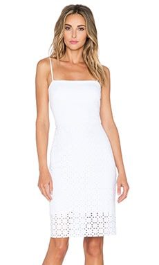 Trina Turk Pernilla Dress in White