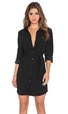 Trina Turk Staci Dress in Black